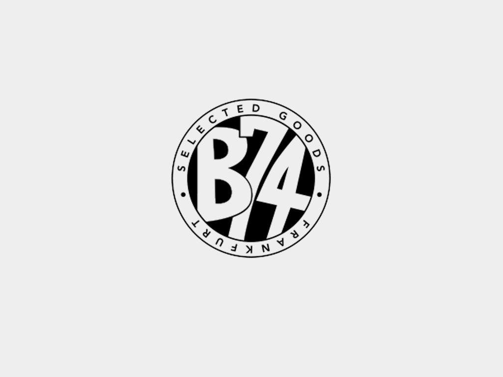 B74 Selected Goods, Frankfurt am Main