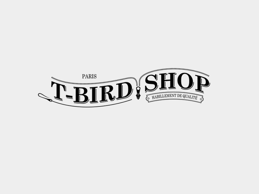 T-Bird Shop, Paris