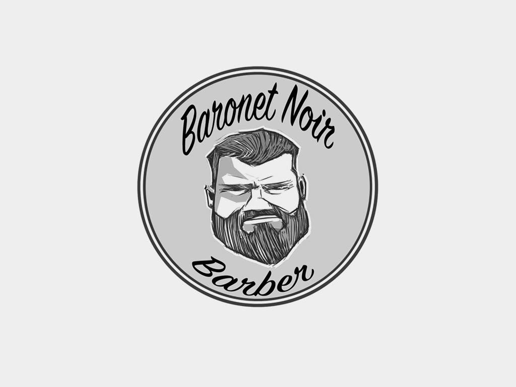 Le Baronet Noir Barber Lyon
